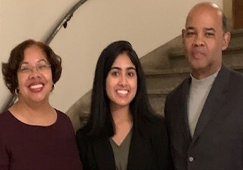 WPHS Senior, Angela Mathews was named the City of White Plains 2019 Youth of the Year, by the White Plains' Common Council on Monday, November 4th. Congratulations! #WPProud