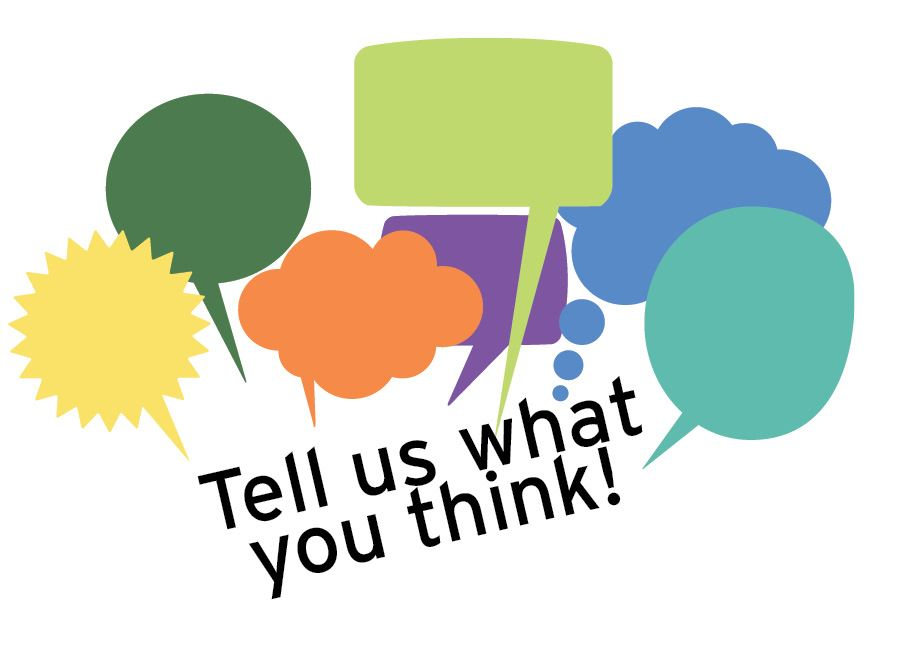 We want to hear from you! Please take this short community survey today!