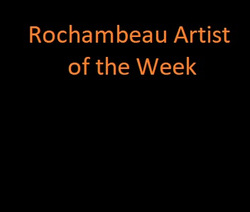 Rochambeau Artist of the Week