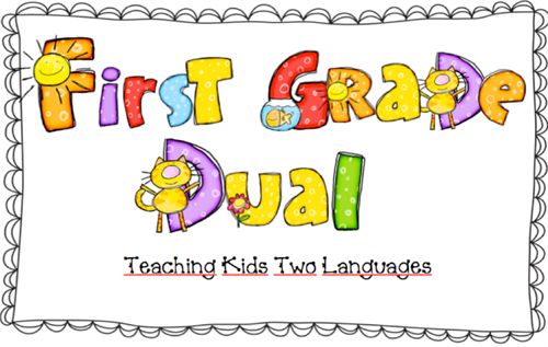 First Grade Dual Language