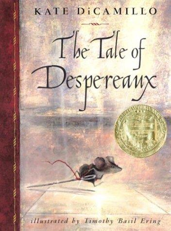 Kate Dicamillo The Tale Of Despereaux Kaufman, Ms. / ...