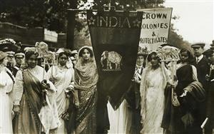 Suffragette Procession