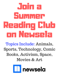 Join a Summer Reading Club