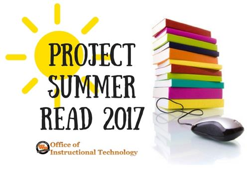 Project Summer Read 2017 Logo