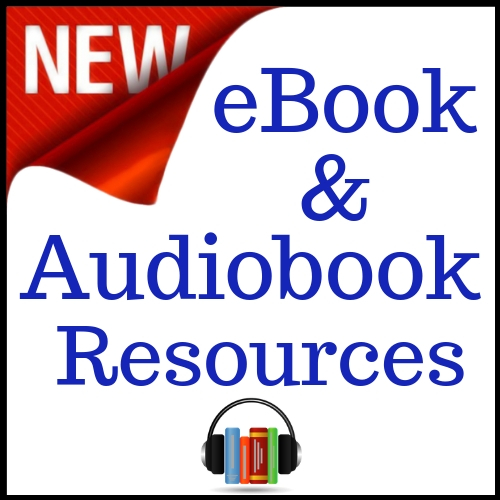 Audiobook and eBook Announcement