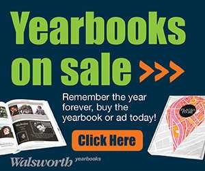 Purchase a 2019 yearbook online.