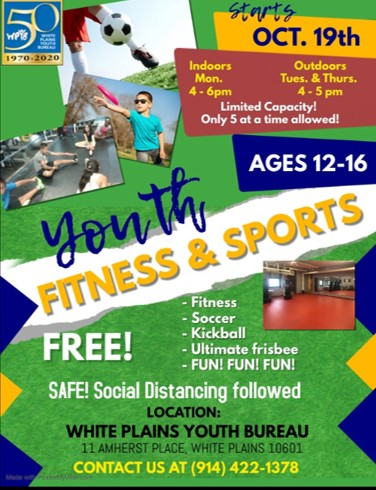 Youth Fitness & Sports