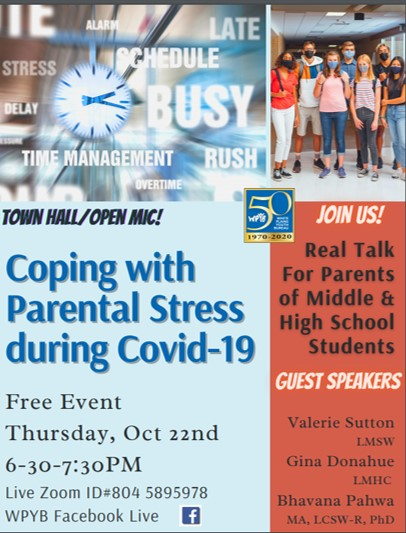 Coping with Parental Stress