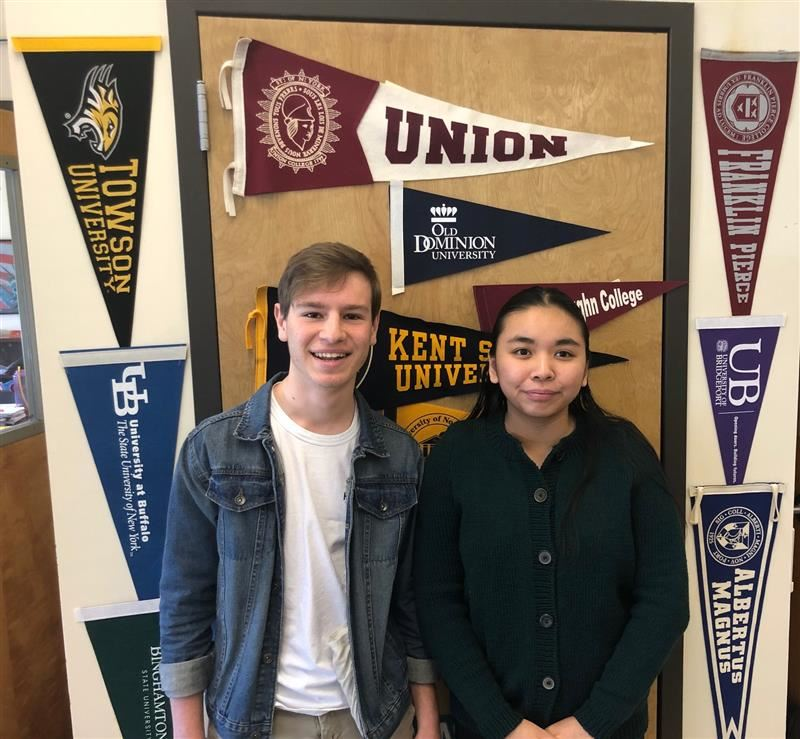 WPHS is pleased to announce its Class of 2020 valedictorian and salutatorian! Lily Nguyen is our valedictorian and Uriel Korin is our salutatorian! CONGRATULATIONS!
