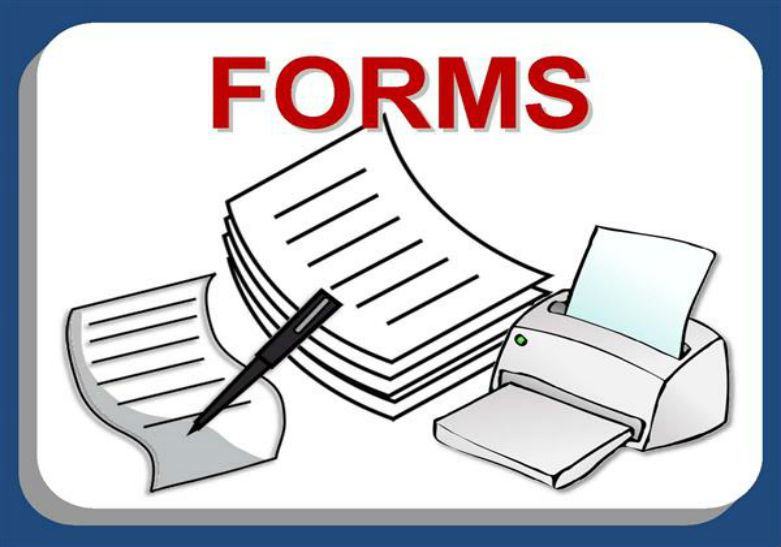 Forms for Students