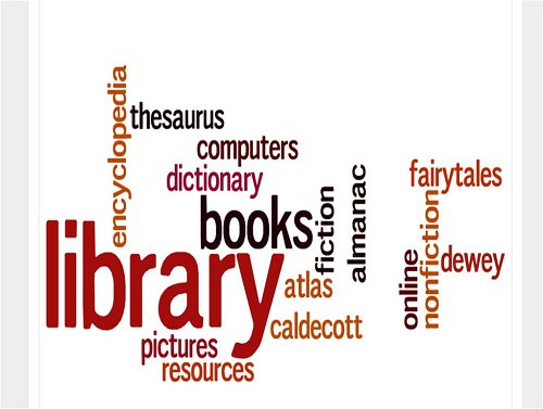 library wordle
